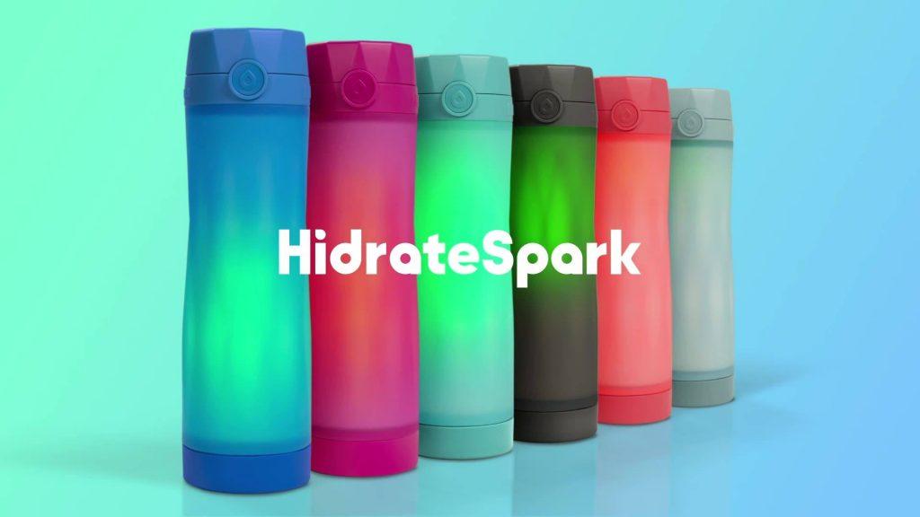 Hidrate Spark 3: la borraccia intelligente YOUparti