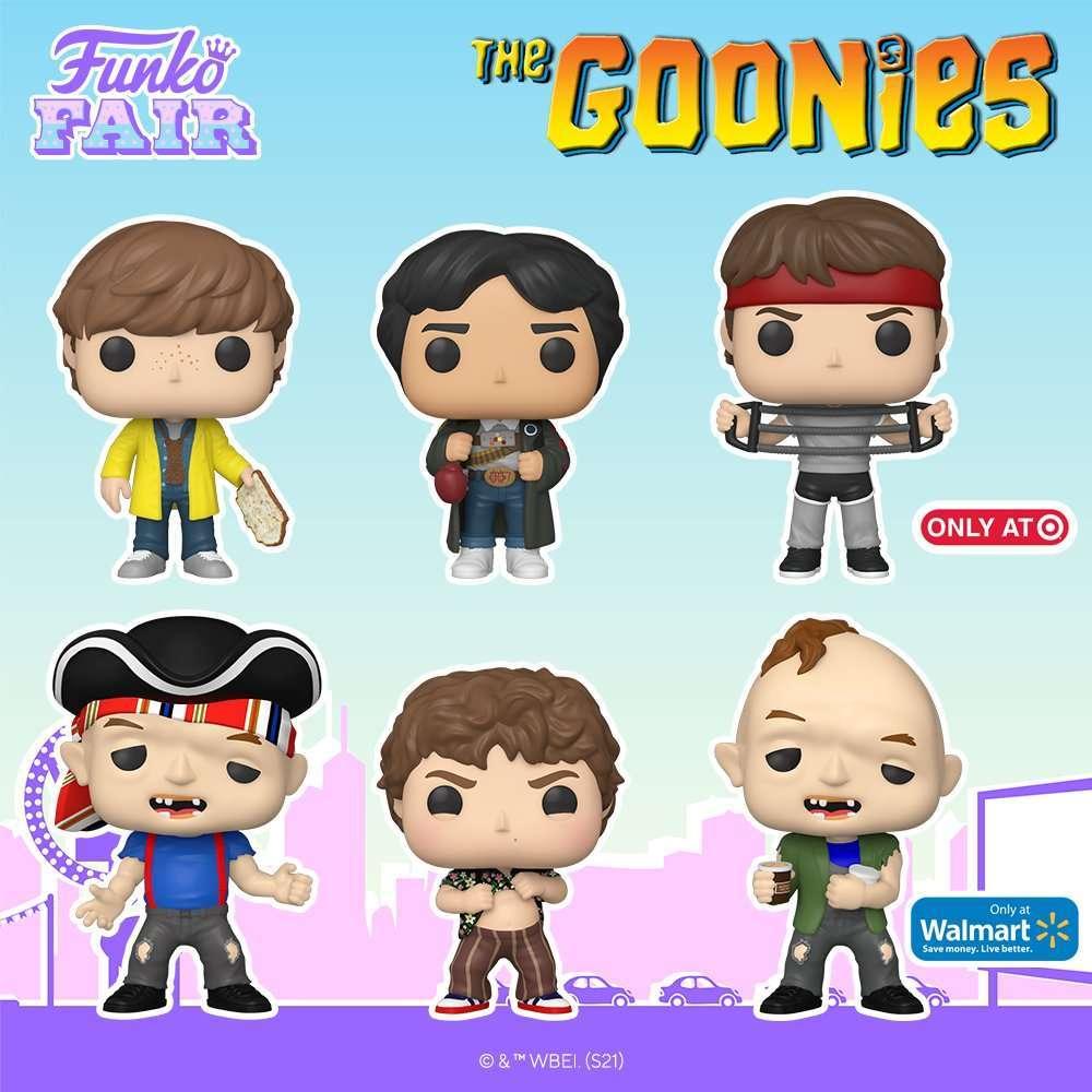 The Goonies: in arrivo i nuovi Funko Pop YOUparti