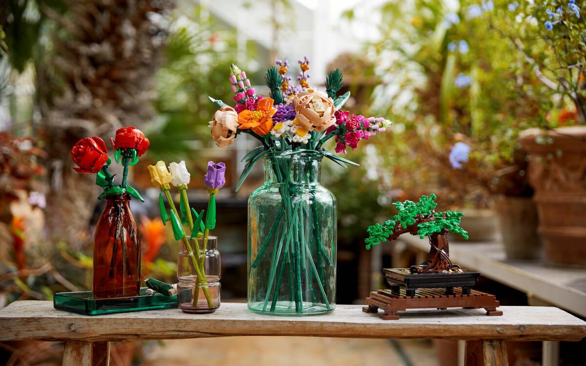 Botanical Collection: la nuova collezione floreale di Lego YOUparti