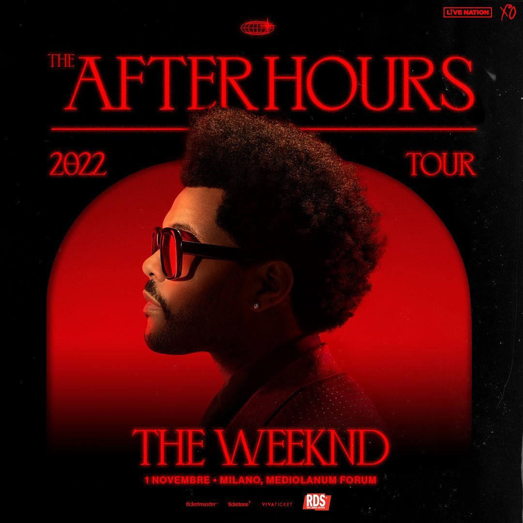 The Weeknd live a Milano / The After Hours Tour YOUparti