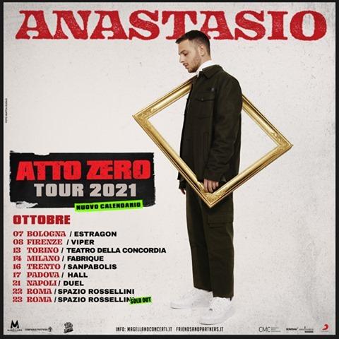 Anastasio a Milano YOUparti