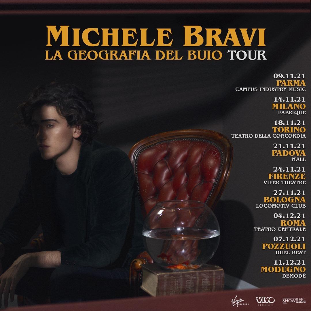 Michele Bravi a Milano YOUparti