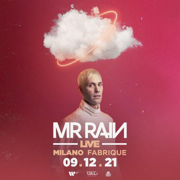 Mr. Rain a Milano YOUparti