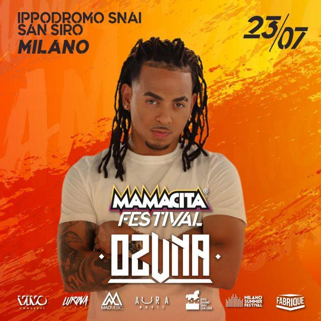 Ozuna a Milano YOUparti
