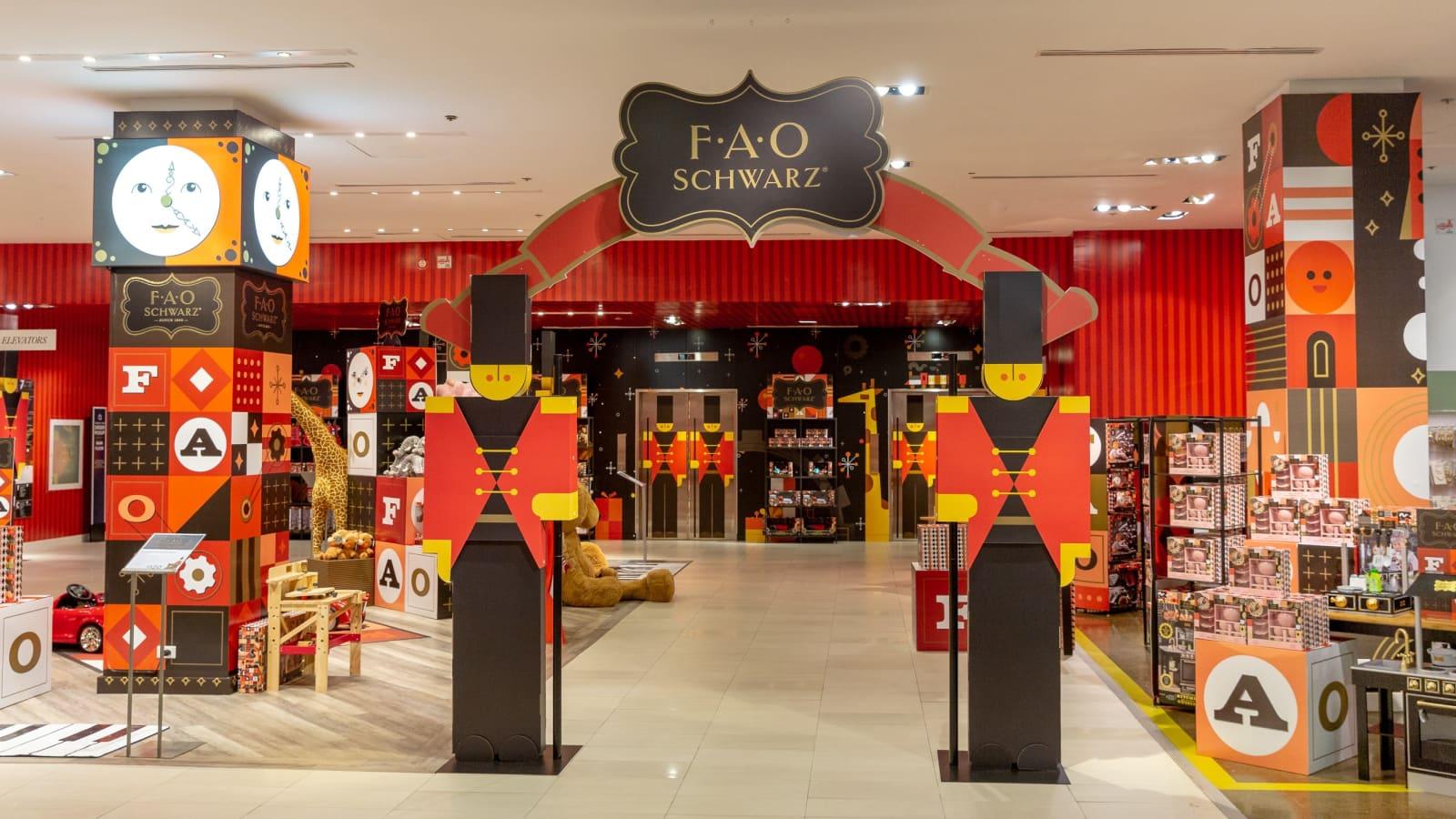 Fao Schwarz: lo storico negozio di giocattoli arriva a Milano YOUparti