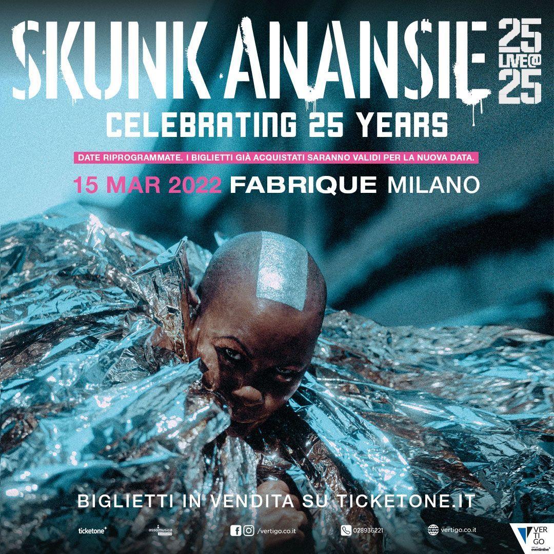 Gli Skunk Anansie a Milano YOUparti