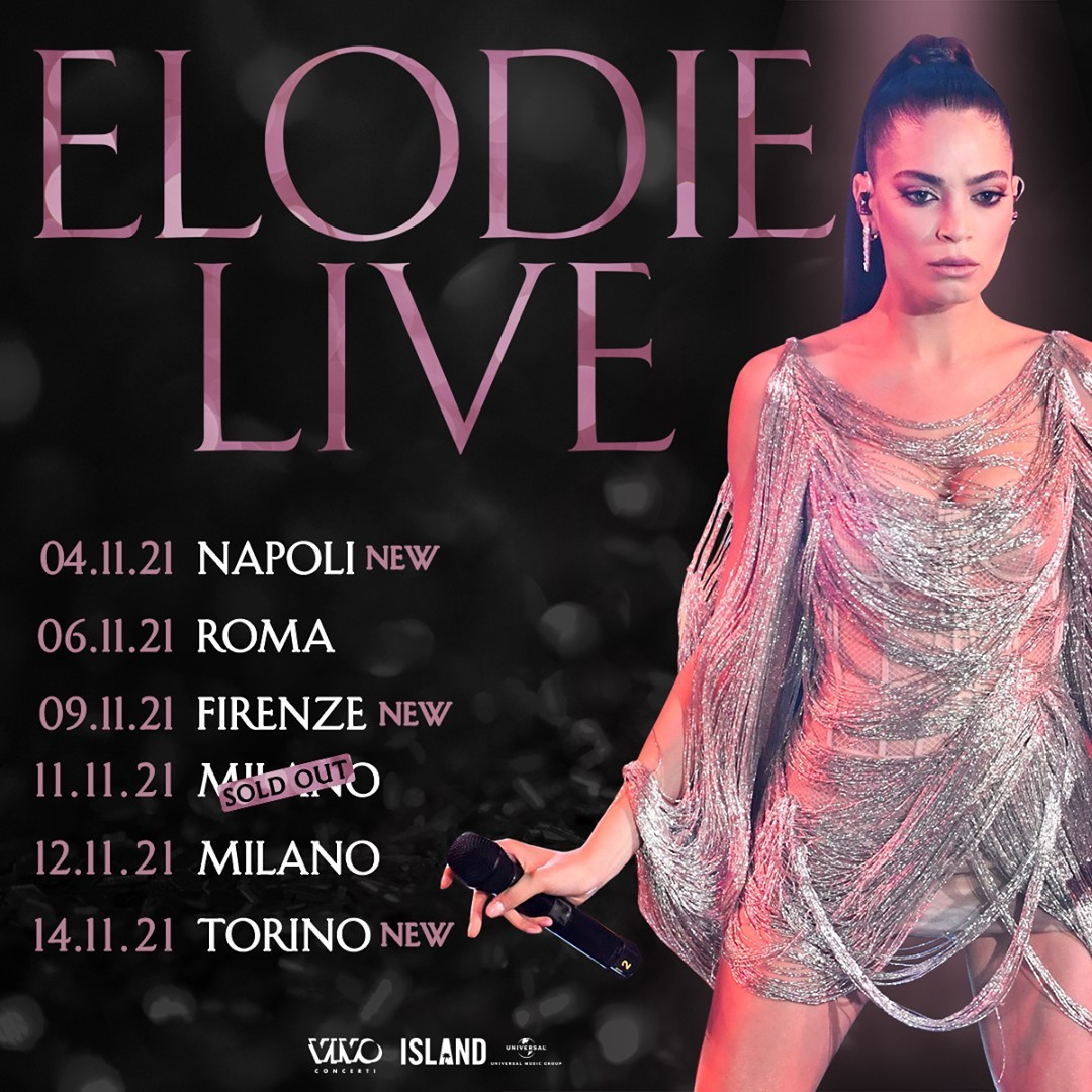 Elodie a Milano YOUparti