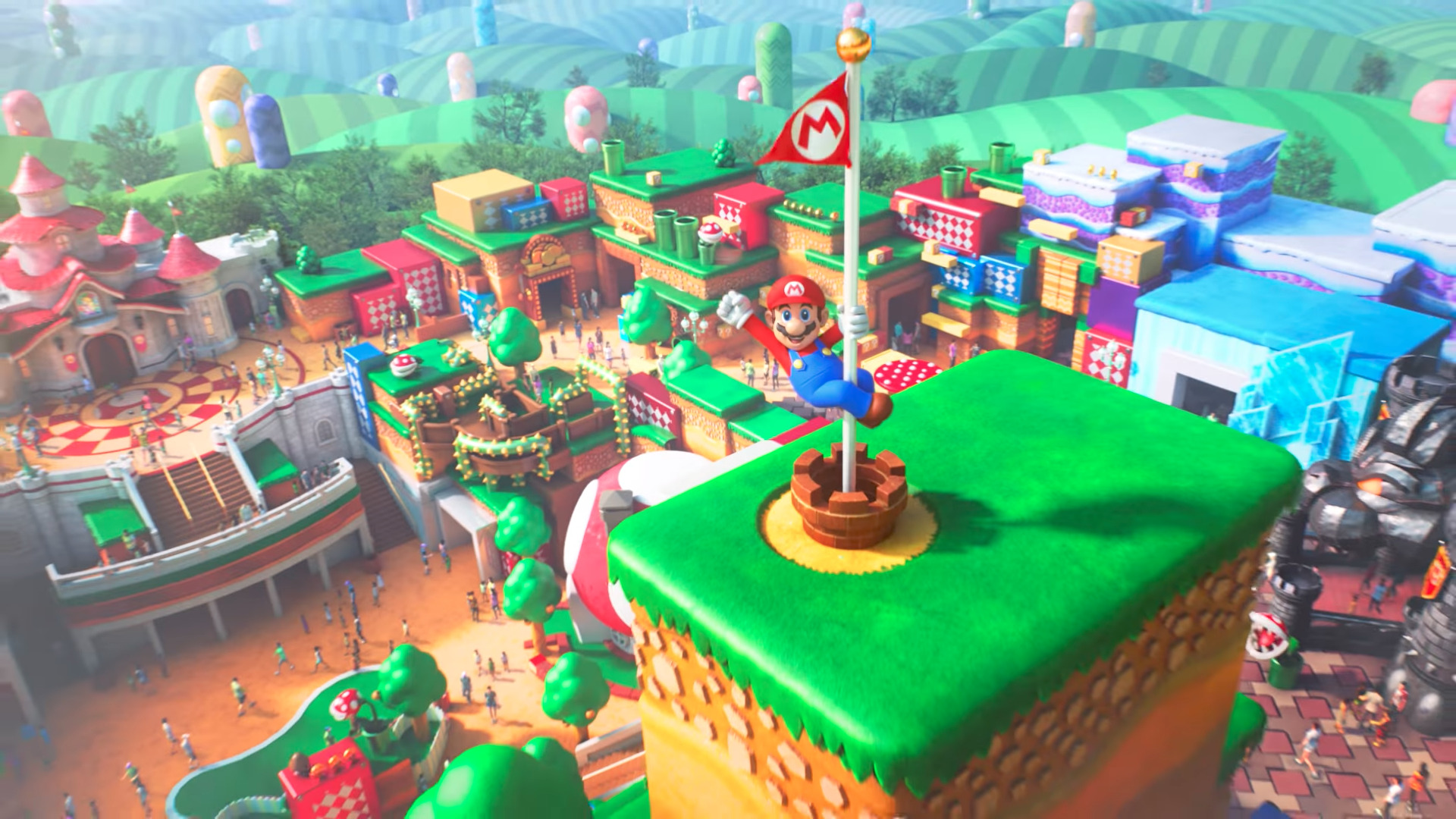 Super Nintendo World YOUparti