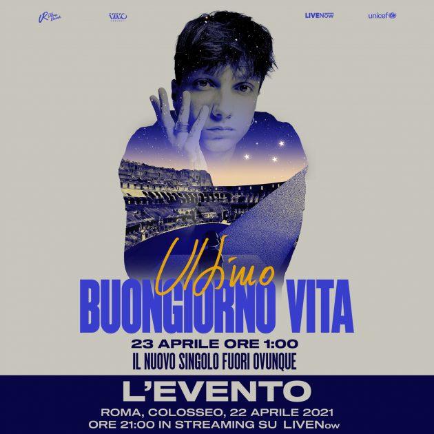 ULTIMO - Buongiorno vita: l'evento live streaming YOUparti