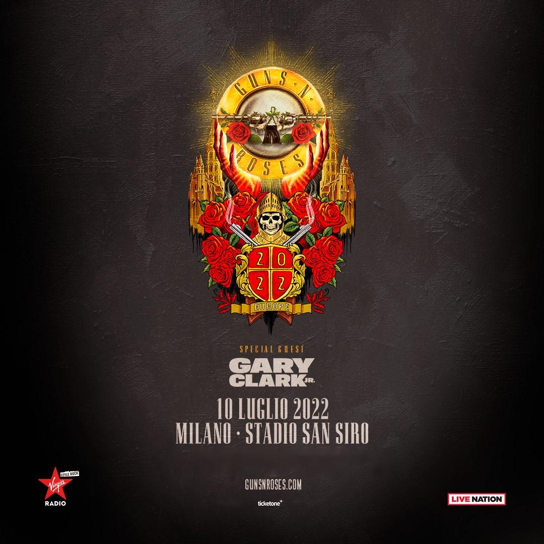 Guns n' Roses a Milano YOUparti