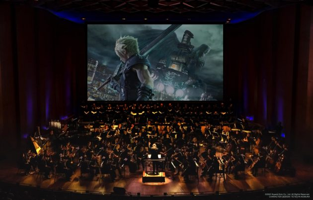 FINAL FANTASY VII REMAKE Orchestra World Tour YOUparti