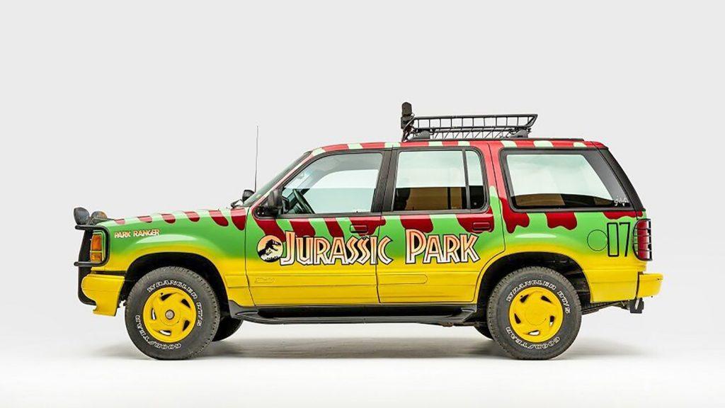 Reebok Jurassic Park YOUparti