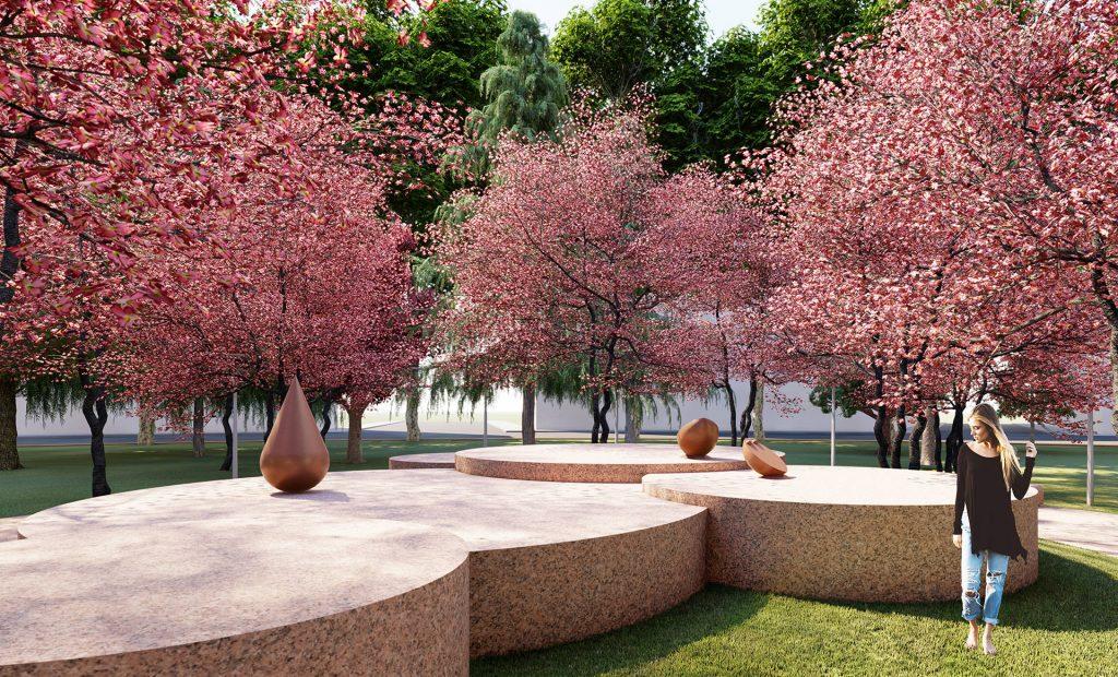 """Un giardino """"Zen"""" nel centro di Milano YOUparti"""