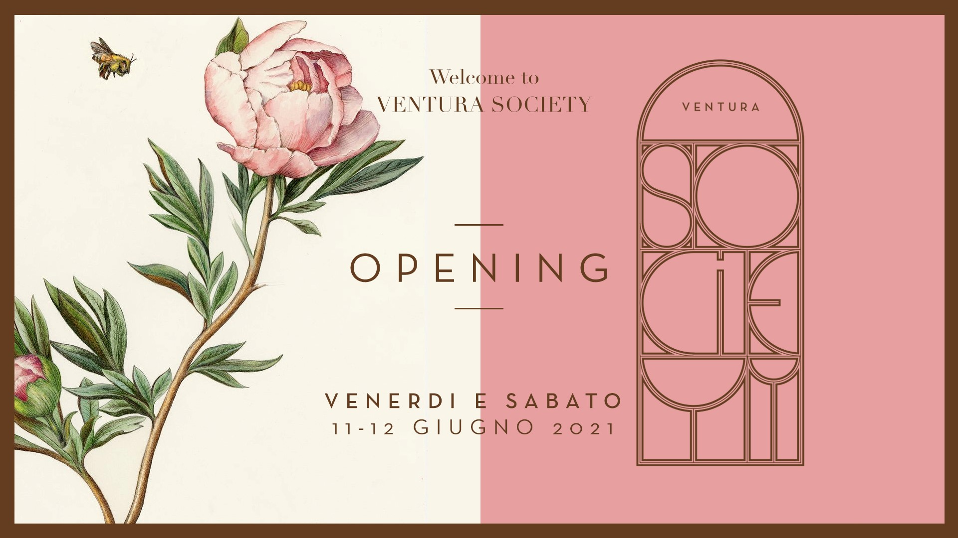 VENTURA SOCIETY ❃ Welcome ❃ YOUparti