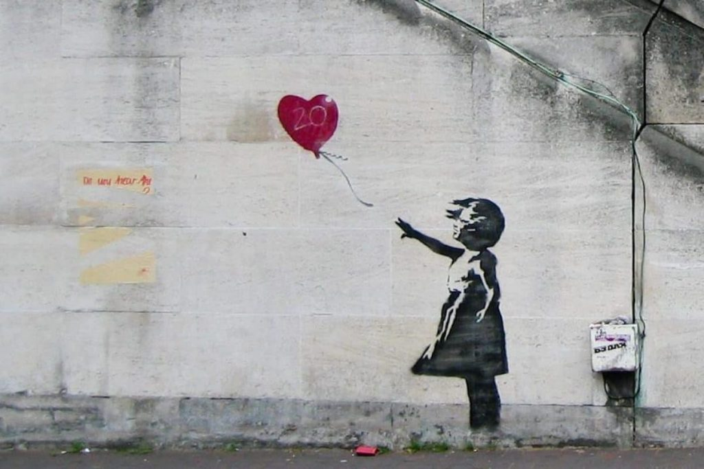 """Banksy: """"The World of Banksy - The Immersive Experience"""" YOUparti"""
