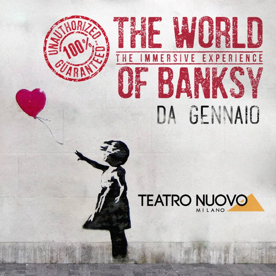 "Banksy: ""The World of Banksy - The Immersive Experience"" YOUparti"