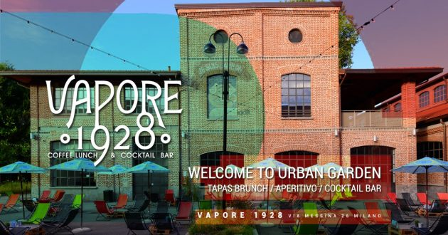 VAPORE 1928 | Urban Garden / Brunch, Aperitivo & Cocktail Bar YOUparti