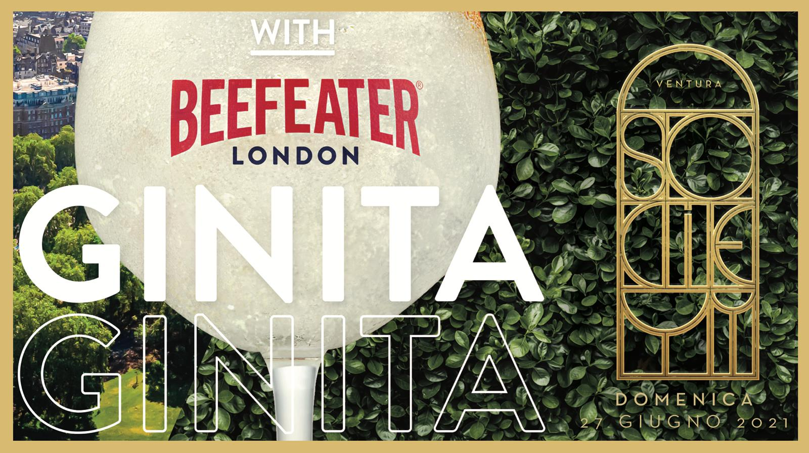Open Gin con BEEFEATER YOUparti