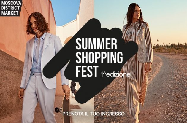 Moscova District Market   Summer Shopping Fest YOUparti