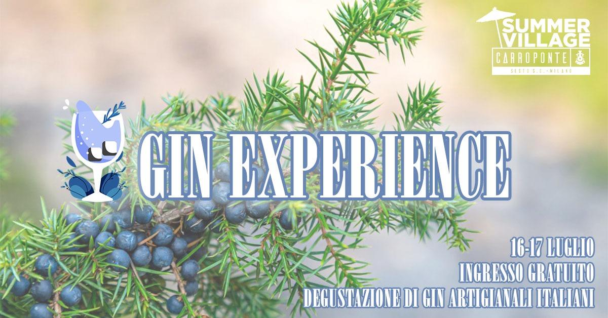 """Arriva la prima edizione del """"Carroponte Gin Experience"""" YOUparti"""