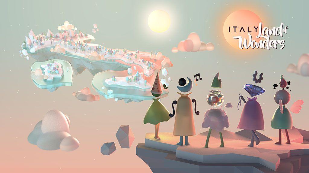 """""""ITALY. Land of Wonders"""": il videogioco per conoscere l'Italia YOUparti"""