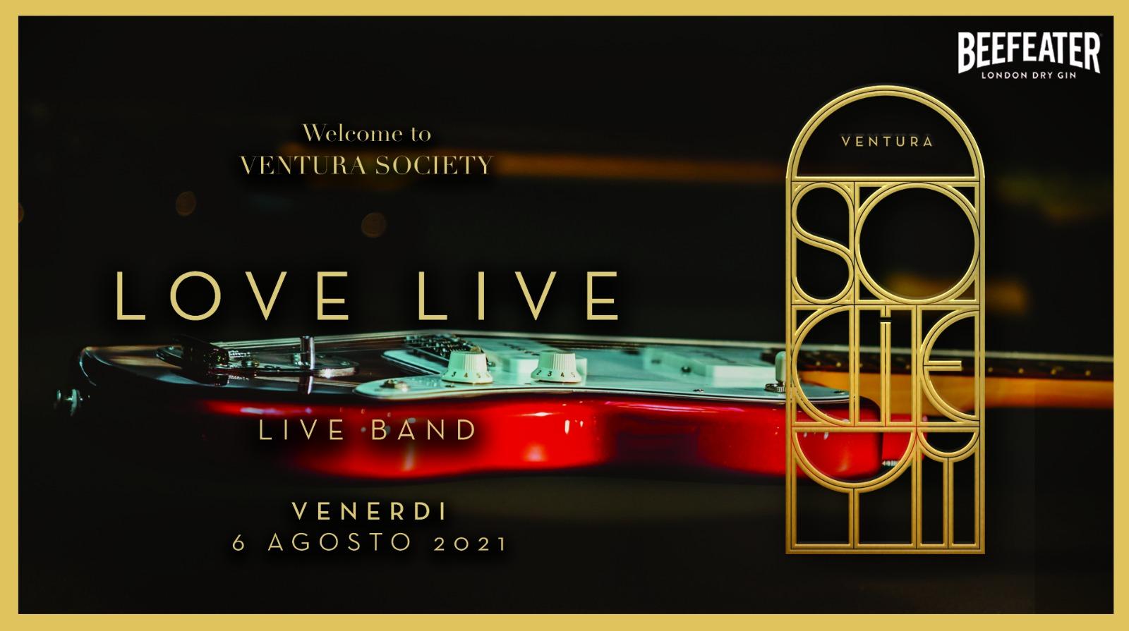 VENTURA SOCIETY ❃ LOVE LIVE ❃ YOUparti