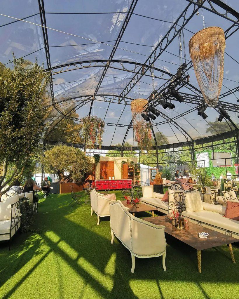 Milano Design Week 2021 / Open Spritz @ Castello Sforzesco YOUparti