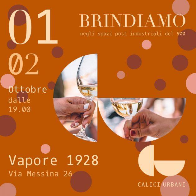 CALICI URBANI at Vapore 1928 | Milano Wine Week YOUparti