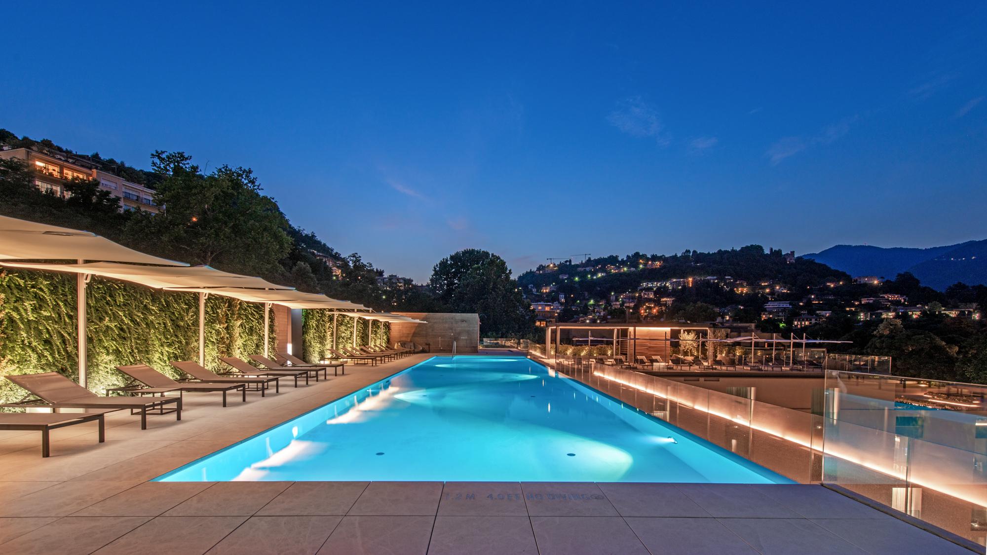 L'Hilton Lake Como apre la sua terrazza per un aperitivo con vista mozzafiato YOUparti