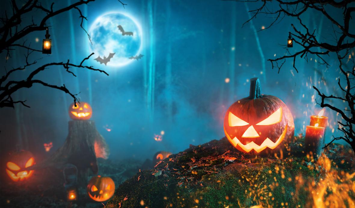 31 Ottobre 2021: Halloween in cattedrale YOUparti Vapore 1928 Fabbrica del Vapore