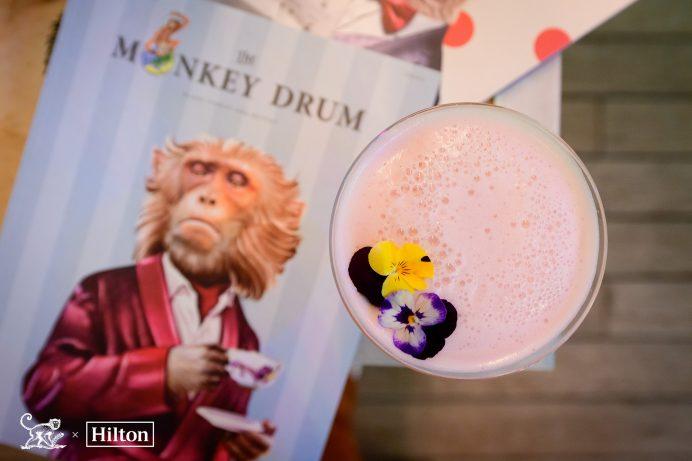 The Funky Monkey ❃ Hilton Lake Como YOUparti
